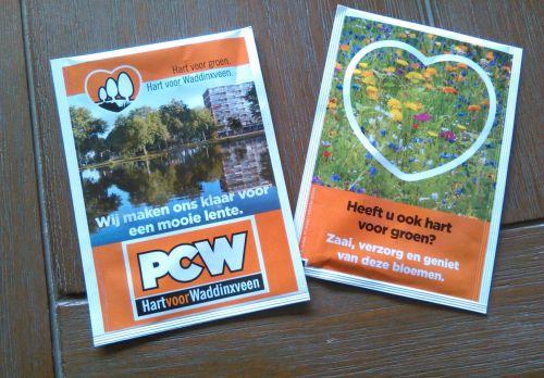 PCW wil meer groene parels in Waddinxveen