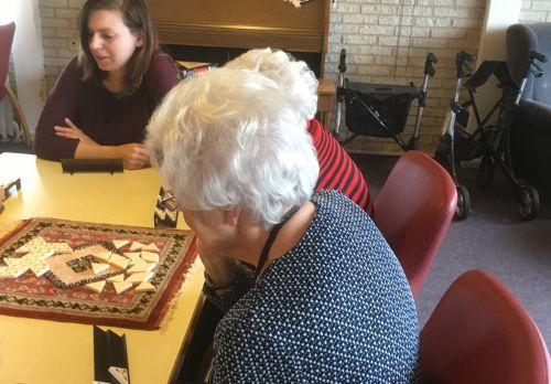 Hart voor ouderen | Sylvia van de Krol