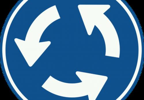 Schriftelijke vragen over vergroten verkeersveiligheid op rotonde bij Passage | Martijn Kortleven
