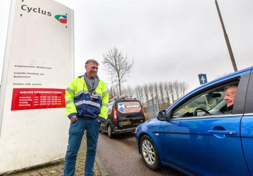 PCW stemt tegen investeringskrediet voor nieuw afvalbrengstation | Lambert den Dekker