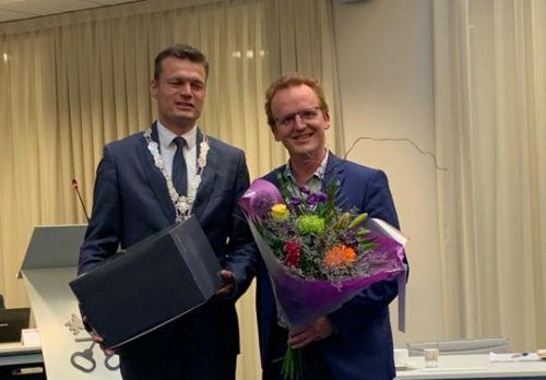 Afscheidsbijdrage Erik Segers | Erik Segers