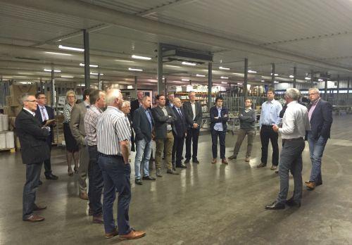 Regiowerkbezoek glastuinbouw | Peter van den Berg