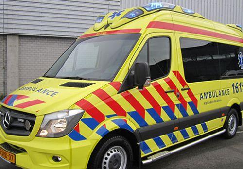 Mondelinge vragen PCW-fractie over niet halen spoedritten door ambulances | Jannes Berghout