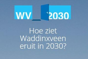 Waddinxveen 2030! Denkt u ook mee?! | Peter van den Berg