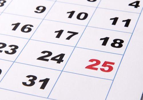 Aan het einde van het kalenderjaar | Peter van den Berg