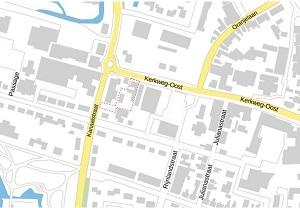 Bestemmingsplan Kerkweg-Oost woonzorgeenheden | Chris van Harten
