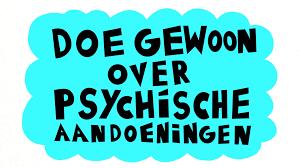 Wees open over (psychische) ziekten en aandoeningen | Jannette Nieboer