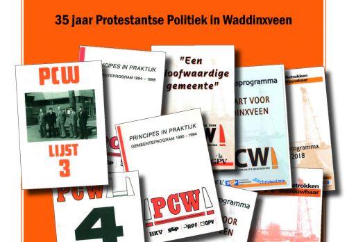 Principes en praktijk, jubileumbundel PCW | Peter van den Berg